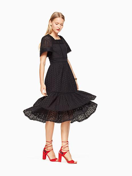 Kate Spade Beatrice Dress, Black - Size 0