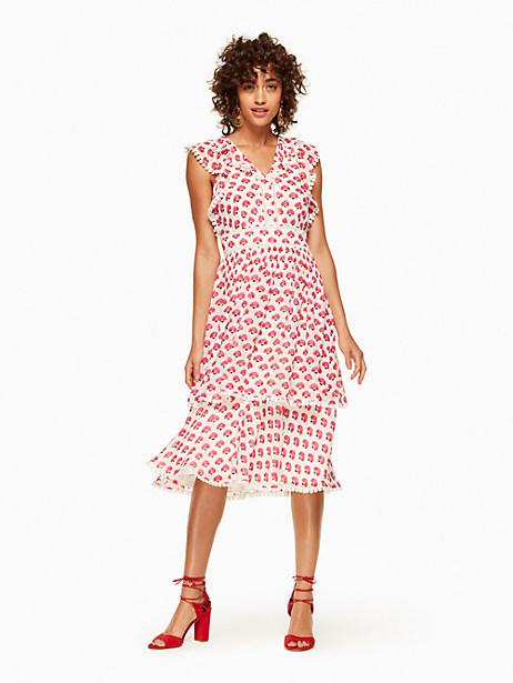 Kate Spade Carnation Raylen Dress, Size 0