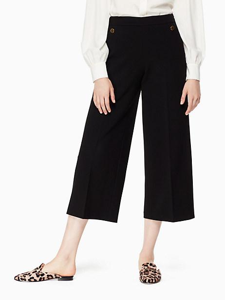Kate Spade Kinsey Pant, Black - Size 0