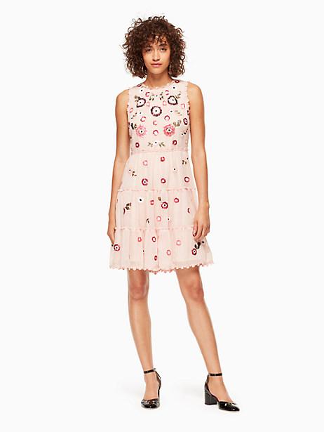 Kate Spade Langley Dress, Rose Dew - Size 0