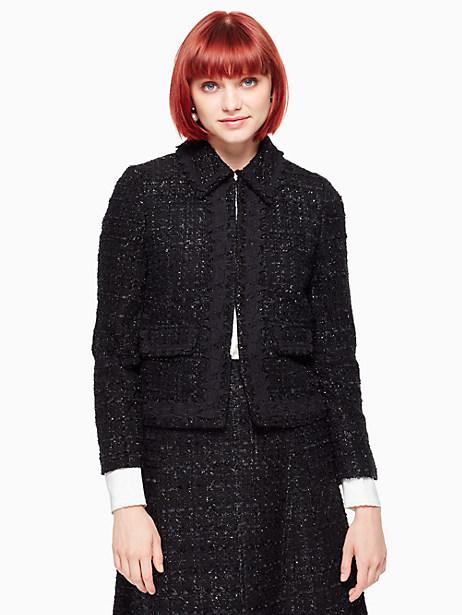 Reagan Jacket, Black - Size 0