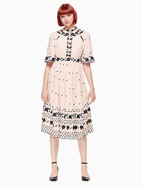 Kate Spade Averi Dress, Rose Dew - Size 00