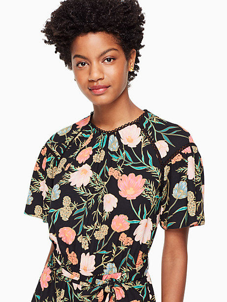 blossom jumpsuit by kate spade new york