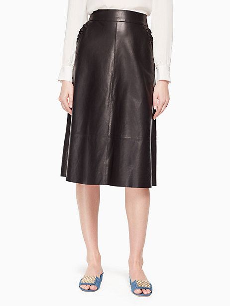 Kate Spade Pacey Skirt, Black - Size 0