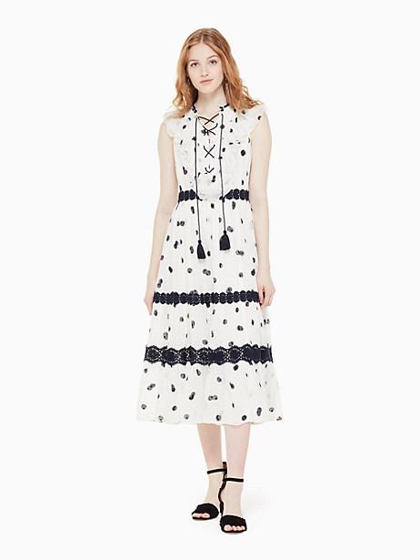 mini dee dot raisa dress by kate spade new york