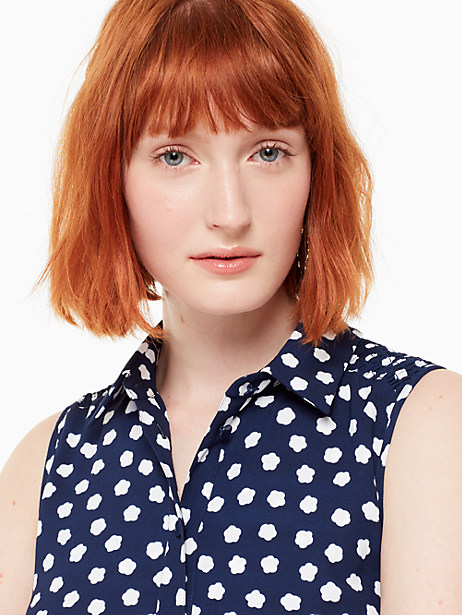 could dot midi dress by kate spade new york