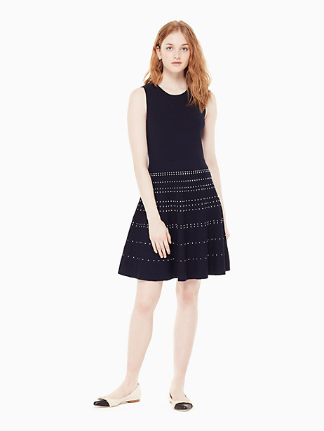 textured sweater dress by kate spade new york