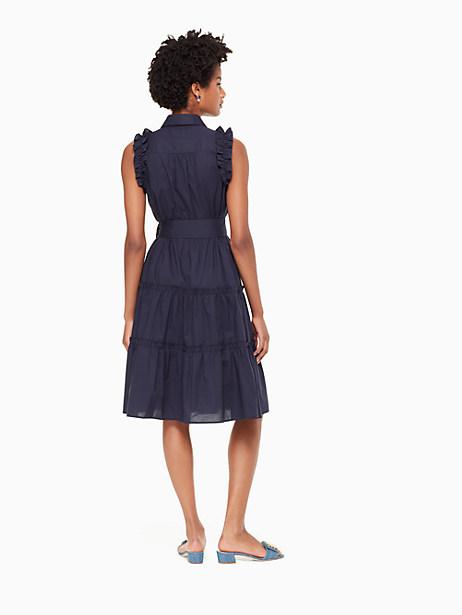 sleeveless poplin dress by kate spade new york