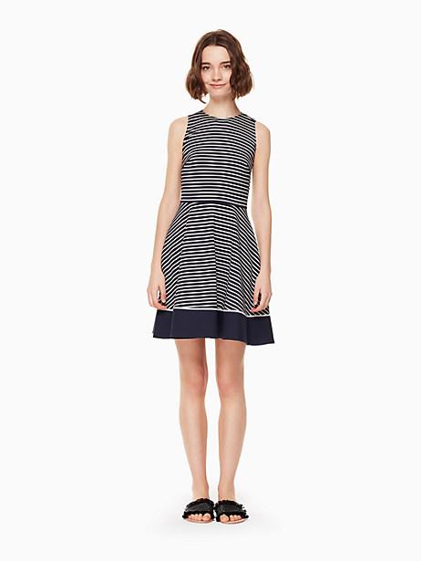 stripe ponte dress by kate spade new york
