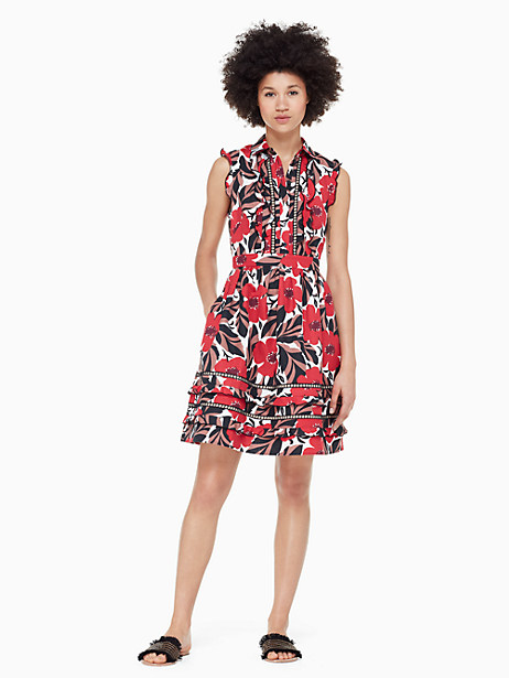 poppy field shirtdress by kate spade new york