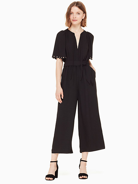 flutter sleeve jumpsuit by kate spade new york