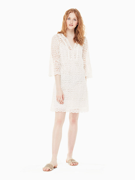 crochet lace dress by kate spade new york