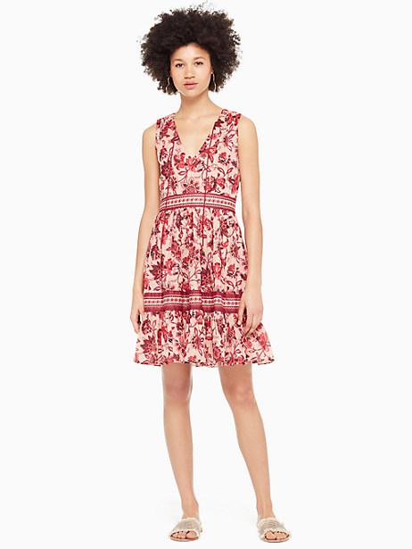 paisley blossom dress by kate spade new york