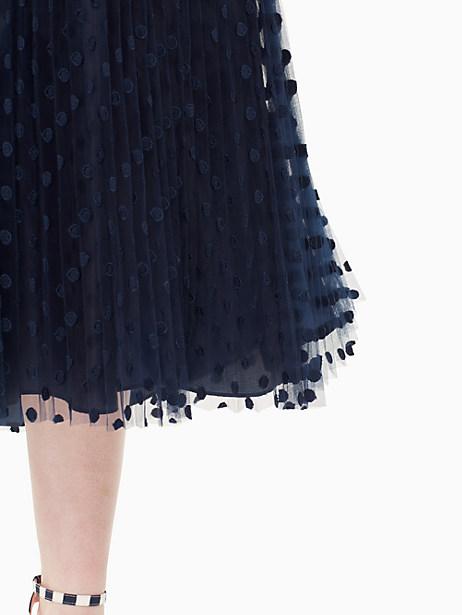 polka dot jeanice skirt by kate spade new york