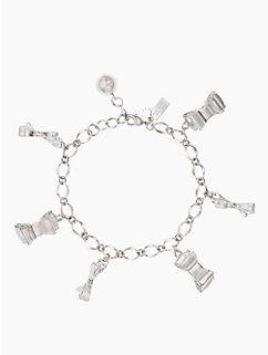 charmed charm bracelet by kate spade new york