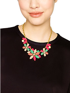 gardens of paris statement necklace by kate spade new york