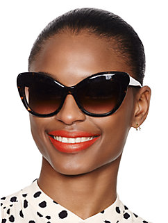 odelia sunglasses by kate spade new york