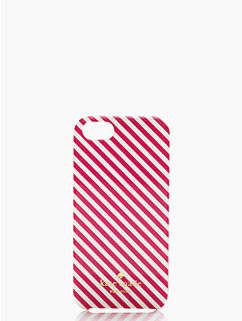 harrison stripe iphone 5 case