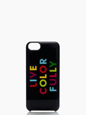 live colorfully iphone5