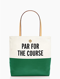 starwoods par for the course tote