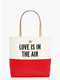 starwoods love is in the air tote