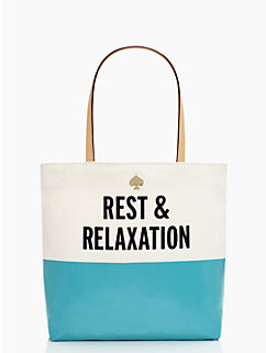starwoods rest and relaxtion tote