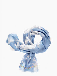day sky square scarf by kate spade new york