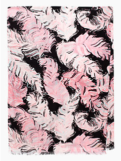 regal plumes scarf by kate spade new york