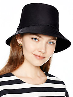 fancy meeting you nylon bucket hat by kate spade new york