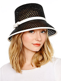 caning bucket hat by kate spade new york