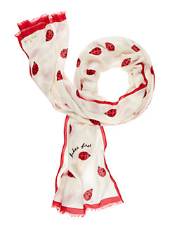 ladies first scarf by kate spade new york