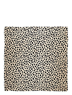madison ave. wild dots silk scarf by kate spade new york