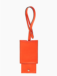 boarding call luggage tag
