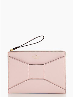 2 park avenue medium bella wristlet by kate spade new york
