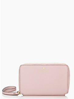 cedar street laurie tech wristlet by kate spade new york