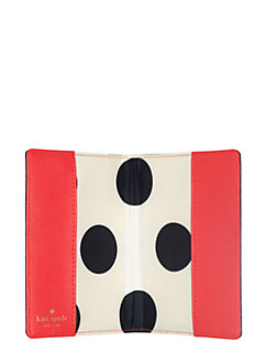 cedar street passport holder by kate spade new york