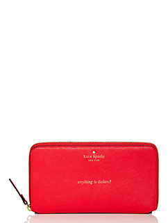 cedar street maia travel wallet by kate spade new york