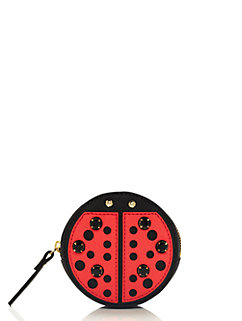 ladybug coin purse by kate spade new york