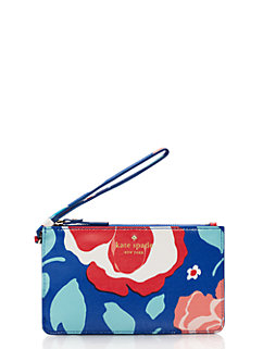 cedar street multi floral slim bee by kate spade new york