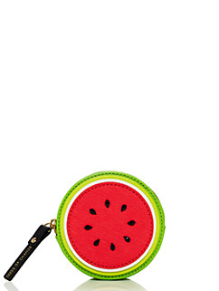 splash out watermelon coin purse by kate spade new york