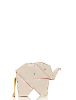 strut your stuff elephant coin purse by kate spade new york