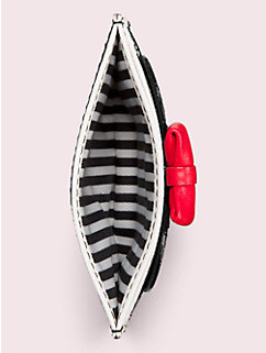 kate spade new york for minnie mouse minnie card case by kate spade new york