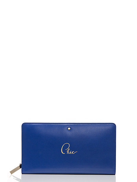 Kate Spade Breath Of Fresh Air Chic Adelina, Electric Blue