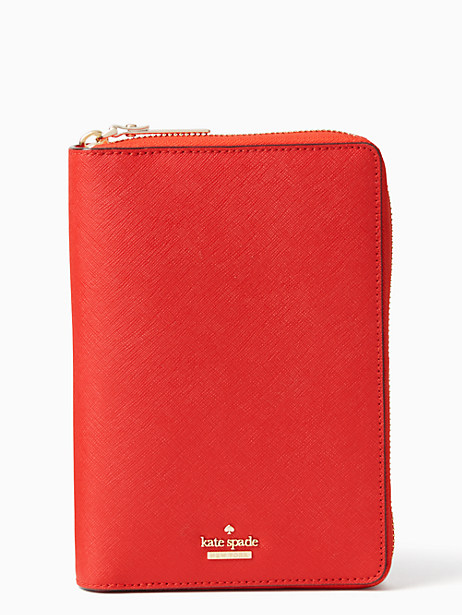Kate Spade Cameron Street Agenda, Rooster Red