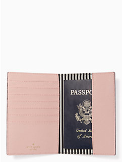 cameron street travel passport holder by kate spade new york