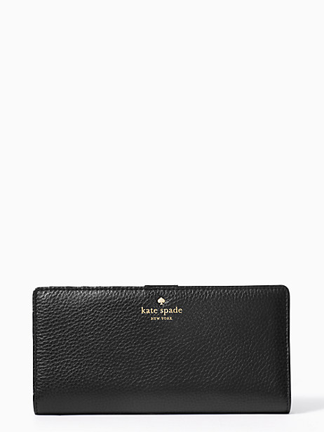 Kate Spade Cobble Hill Large Stacy, Black