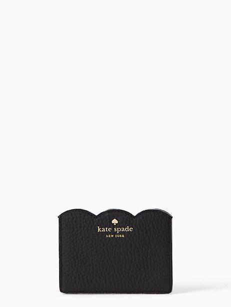 Kate Spade Leewood Place Card Holder, Black