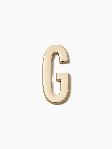 Kate Spade Ashe Place Initial Sticker, G