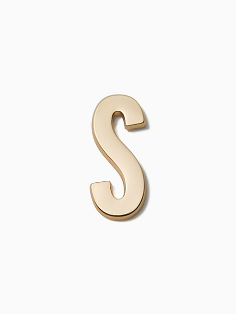 Kate Spade Ashe Place Initial Sticker, S