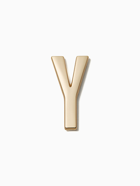 Kate Spade Ashe Place Initial Sticker, Y